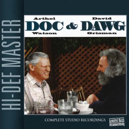Doc Watson & David Grisman - Complete Studio Recordings